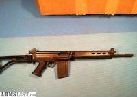 """For Sale: FN FAL Imbel PARA Carbrine16""""308 7.62 NATO"""