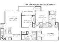 Clairmont at Hillandale - C1 (modified ADA floor plan)