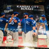 KC Royals 2018 Calendar-NEW in Original Shrinkwrap; $10. Cash only please; Can meet at QT on 3rd Street/50 Hwy in Lee s Summit, MO