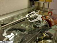 For Sale: Ruger Single nine 22wmr