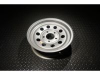 Purchase 15 Trailer Wheel - Silver Mod - 5x4.5 motorcycle in Madisonville, Texas, United States, for US $34.99