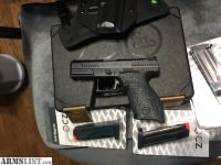 For Sale: CZ P10C Like New with HBI Trigger, 5 mags, Holster, more!