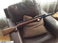 For Sale/Trade: Winchester Model 52B & Unertl scope