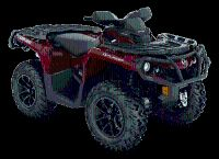 2018 Can-Am Outlander XT 650 Utility ATVs Wilkes Barre, PA