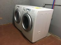 Kenmore HE washer and dryer set