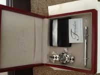 Fondini Collection-Watch, Wallet and Pen Set