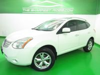 2010 Nissan Rogue SL AWD Moon Roof 1_Owner_CarFax!