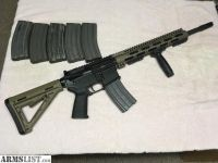 For Sale: AR-15 w/ mags