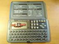 Casio BOSS SF-4600 64KB Business Organizer Scheduler