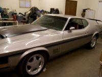 1971 Ford Mustang Fastback Mach 1 For Sale in Bismarck, North Dakota 58501