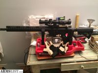For Sale: Troy AR15 556 with Vortex Strike Eagle
