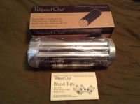 The Pampered Chef Scalloped Bread Tube-New in box #1565