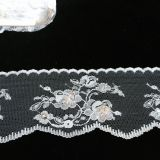 lace with sequin