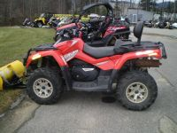 2007 Can-Am Outlander 650 Sport-Utility ATVs Lancaster, NH