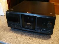 SONY CDP-CX225 200-Disc CD Player Changer