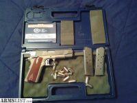 For Sale: Colt Lightweight Commander 45