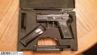 For Sale: Tricked out CZ P-07 for Sale or Trade
