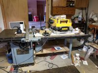 Misc Woodworking Equipment