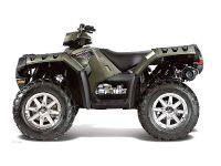 2012 Polaris Sportsman 550 Utility ATVs Paso Robles, CA