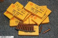 For Sale: PRE BAN NORINCO SOLID CORE 7.62 X 39mm AMMO SKS AK SOLID CORE