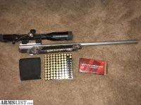 For Sale: TC Encore Pro Hunter 22-250 barrel w/ SWFA scope