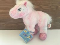 New! Webkinz Pink & Blue Horse with Tags & code! Great for Christmas