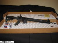 """For Sale: Complete PSA 18"""" AR15"""