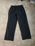 C9 by Champion Waterproof Pants. Black. Used for Spring Skiing! Size Medium. Excellent Condition.