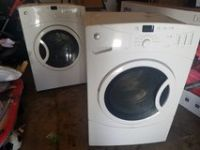 GE washer and Gas Dryer set