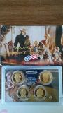 2007 Presidential $1 Coins Proof Set