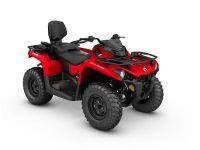 2017 Can-Am Outlander MAX 570 Utility ATVs Shawano, WI