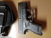 For Sale/Trade: Springfield XD 9mm