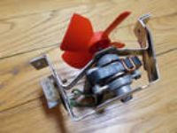 Frigidaire Refrigerator Evaporator Fan Motor Assembly -