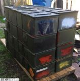 For Sale: USED Military Surplus Ammo Cans
