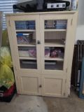 Old Built-In Cabinet