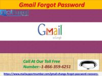 ​In​ ​dilemma,​ ​how​ ​to​ ​recover​ ​Your​ ​Gmail​ ​Forgot​ ​Password @ 1-866-359-6251?​ ​Contact
