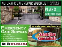Call us 9724990304 for New Gate Installation in Plano, TX