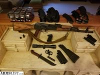 For Sale: AK-47 package