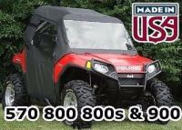 Buy Polaris RZR Full Enclosure - Hard Windshield, Doors, Canopy & Rear Window motorcycle in Azusa, California, United States, for US $1,085.00