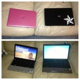 2 Laptops DELL  HP (West Odessa)