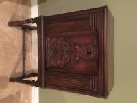 Antique Westinghouse radio Cabinet Nice