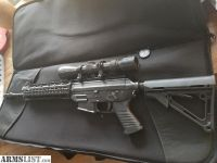 For Sale/Trade: Sig 556 swat with quad rails and scope. 1400