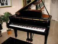 WEBER 7' Semi-concert grand - Keyarts Houston 281.488-2055