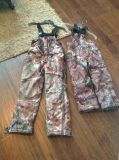 Youth hunting clothes and boots