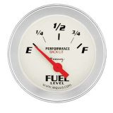 "Purchase Equus 8363 2"" AMC & SW Fuel Level Gauge White Dial Face 90 Sweep motorcycle in Atlanta, Georgia, United States, for US $28.97"