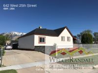 Single-family home Rental - 642 West 25th Street