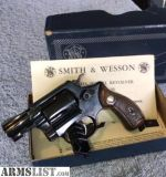 For Sale: Smith and Wesson model 36 Like New in Box