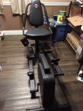 Rebel Pro form exercise bike & Elliptical