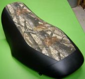 Purchase Kawasaki prairie 300 / 400 camo seat cover motorcycle in Howard, Pennsylvania, United States, for US $29.99
