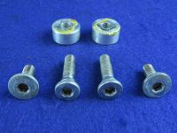 Sell 10 Kawasaki Ninja EX 250 Misc Peg Bolts EX250 #104 Rearset Footpeg motorcycle in Clearwater, Florida, US, for US $6.00